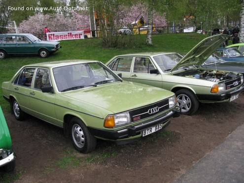 1977 Audi 100