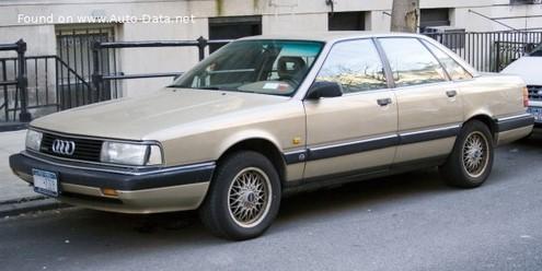 1986 AUDI 200