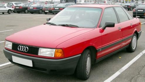 1986 AUDI 80