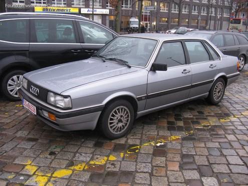 1986 AUDI 90