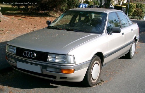 1987 AUDI 90