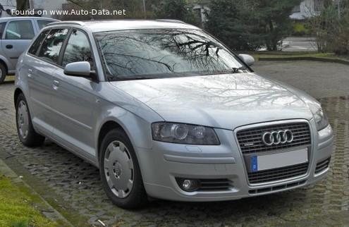2007 Audi A3