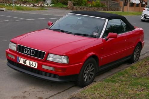1993 Audi Cabriolet