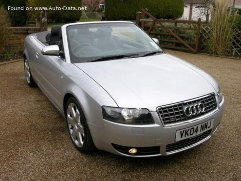 2003 Audi S4
