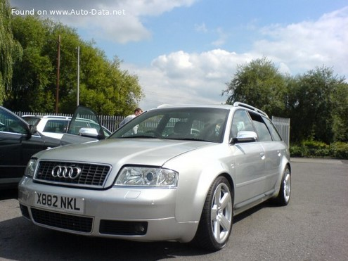 2003 AUDI S6