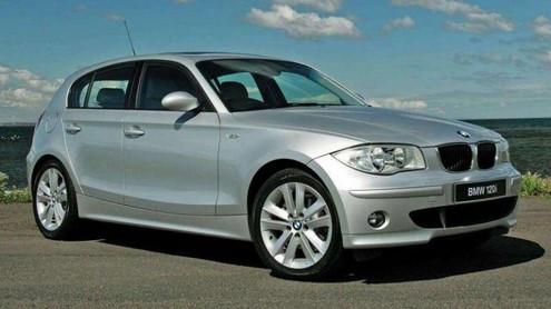 2008 BMW 1