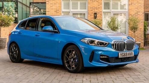2020 BMW 1