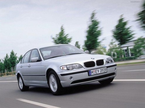 2000 BMW 3
