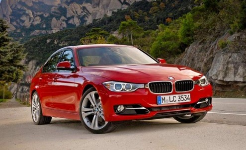 2016 BMW 3